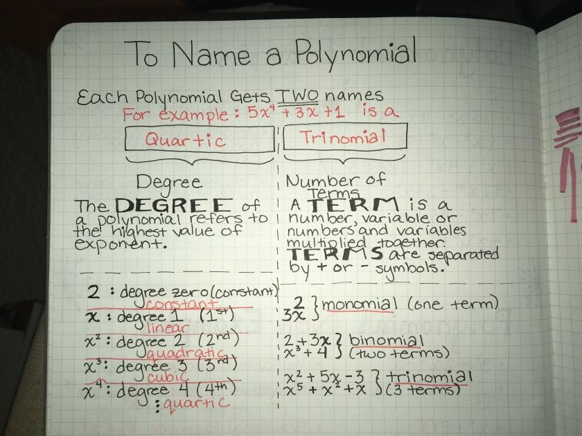 name-polynomials
