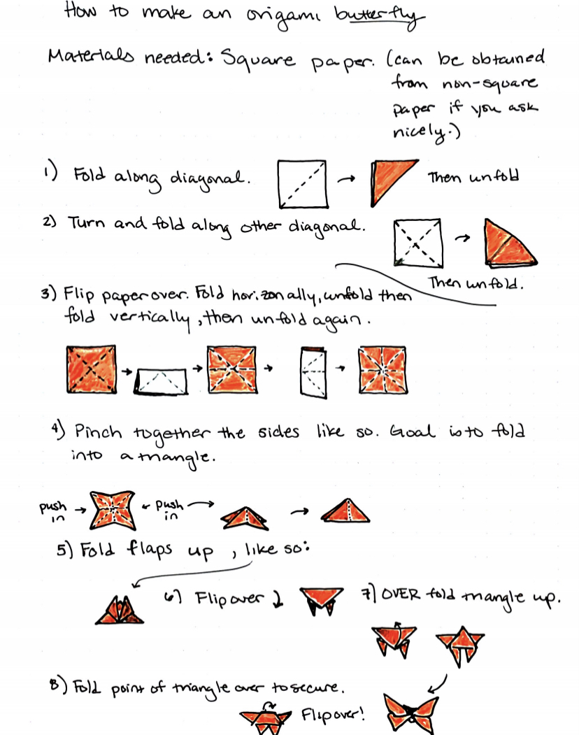 Day9 MAC origami instructions
