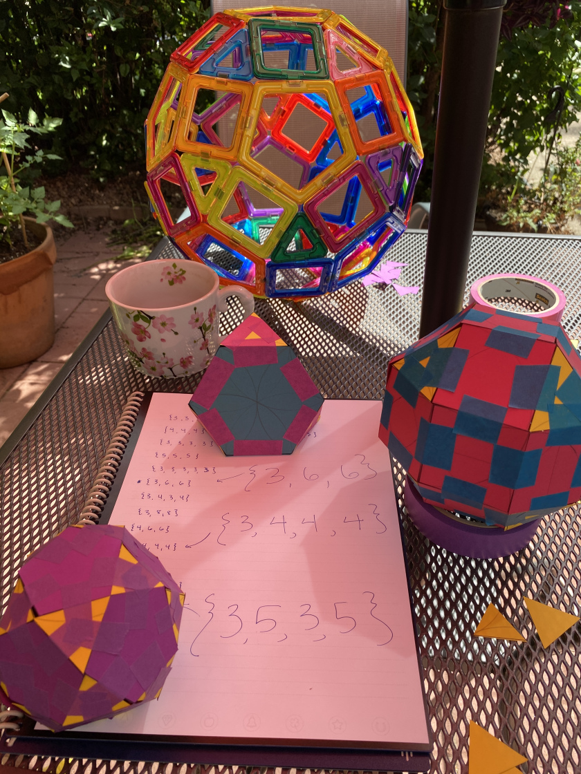Day93 Archimedean Solids